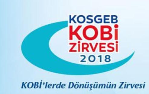 """KOBİGEL – KOBİ GELİŞİM DESTEK PROGRAMI """"2018 / 01"""